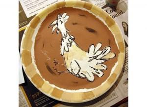 """Ceramic Plate (10"""")"""