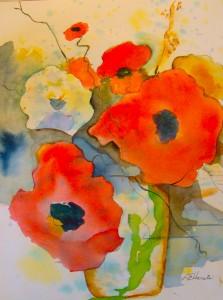 """Watercolor (12""""x16"""")"""
